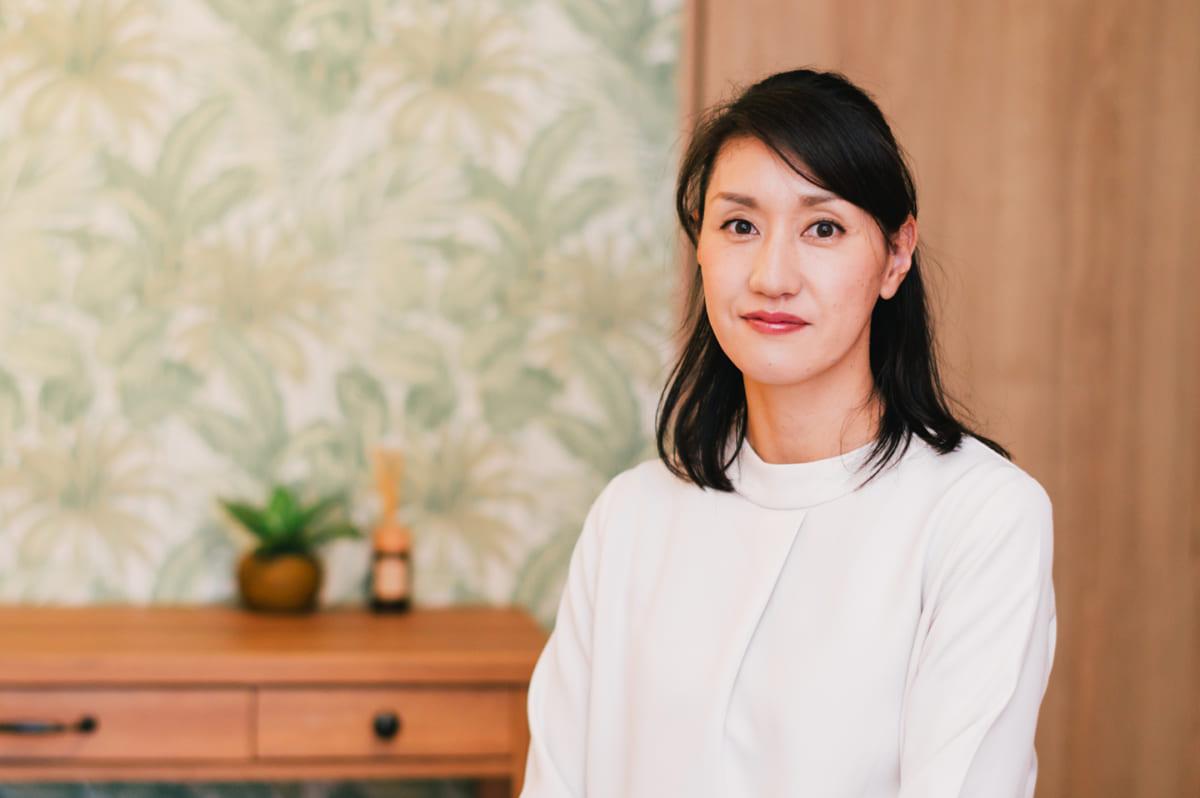 日本腸活体質改善アカデミー協会 代表 清水絵美さん